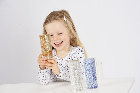 Sensory Glitter Storm Set by TickiT