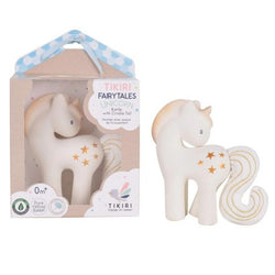 Fairytale Collection – Shining Stars Unicorn – Natural Rubber with Crinkle Tail
