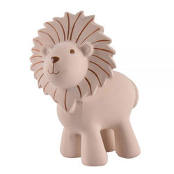 My 1st Tikiri Safari Lion – Natural Rubber Rattle and Bath Toys