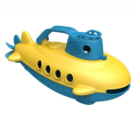 Blue Handle Submarine by Green Toys