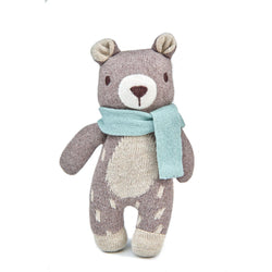 Fred Bear Soft Toy by Threadbear Designs