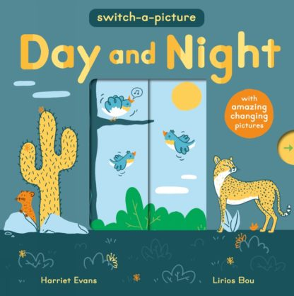 Day and Night Children's Book