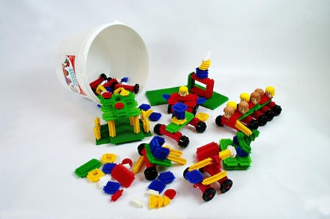 Stickle Bricks Mobile Set