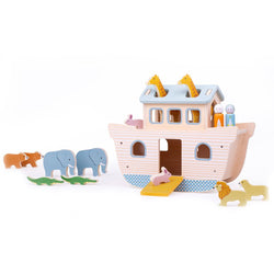 Bigjigs Wooden FSC Noah's Ark