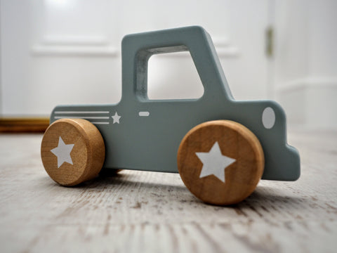 Little Dutch Wooden Pick Up Truck