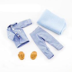 Slumber Party Pyjama Accessories Set by Lottie Dolls