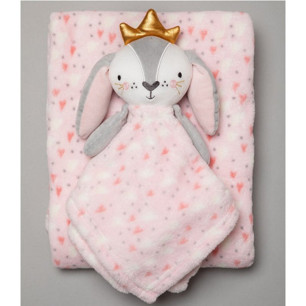 Baby Bunny Blanket and Comforter