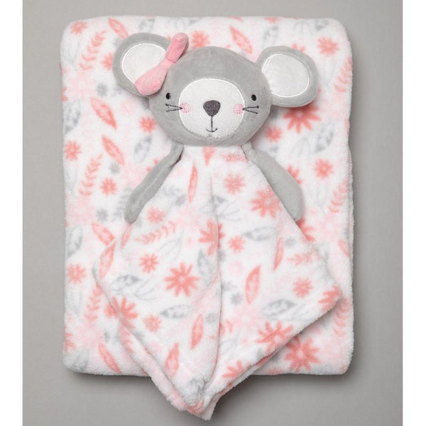 Baby Mouse Blanket and Comforter