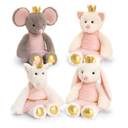 Pretty Princess Soft Toys 28cm