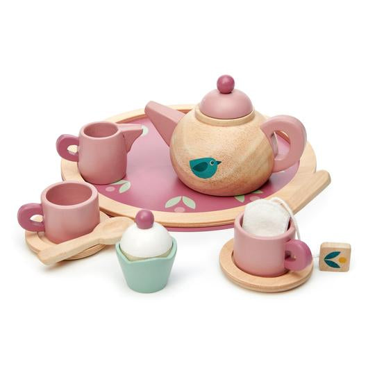 Birdie Tea Set by Tenderleaf Toys
