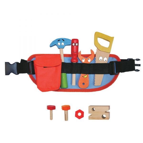 Wooden Tool Belt - Jumini