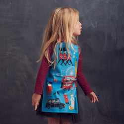 Children's London Apron