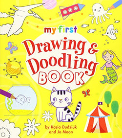 My First Drawing and Doodling Book