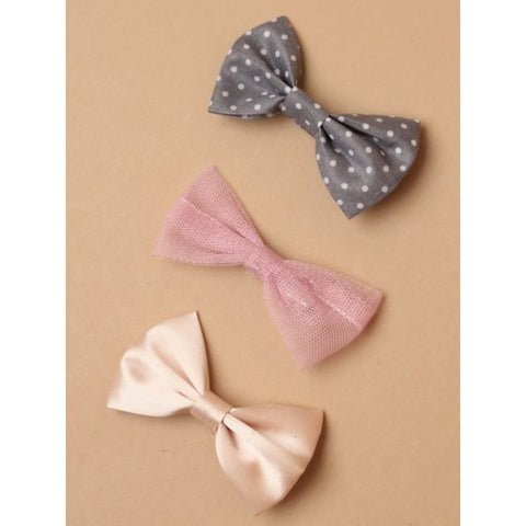 Fabric Bows Small