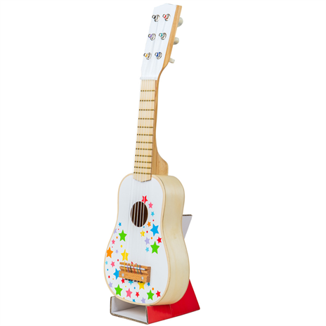 Bigjigs Wooden Star Guitar