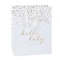 Beautiful Hello Baby Gift Bags