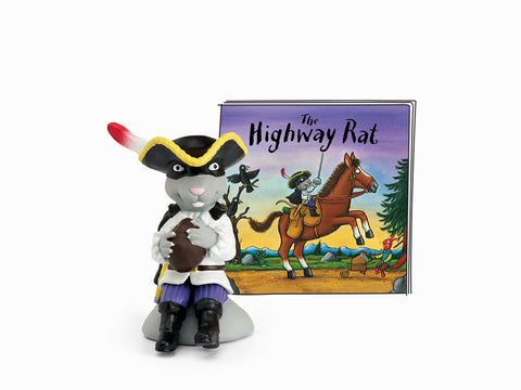 Tonies Highway Rat  Audio Book
