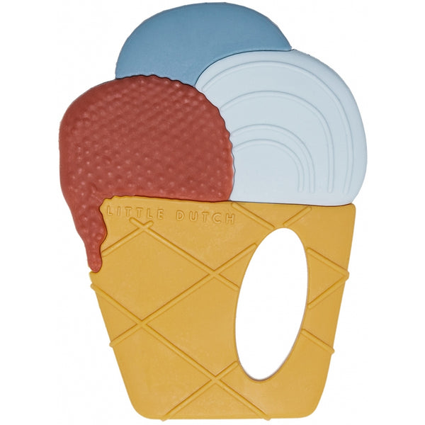 Little Dutch Baby Ice Cream Silicone Teether