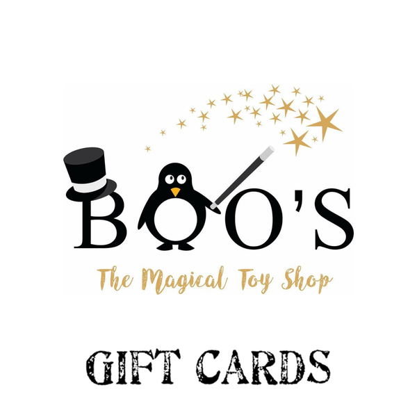 Boo's Gift Cards