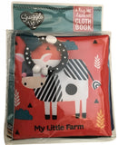 My Little Farm Cloth Book