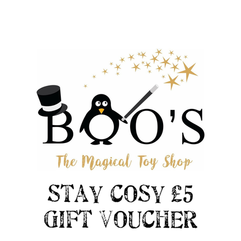 Cosy This Christmas Charity Gift Card
