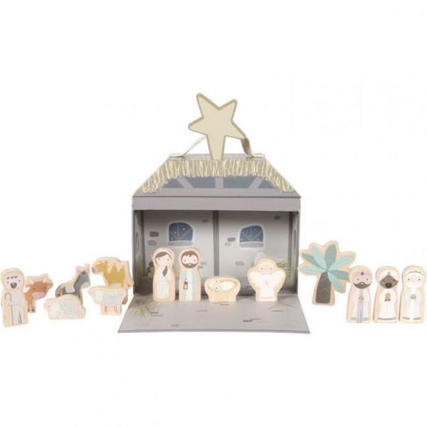 Little Dutch Nativity Scene Play Set