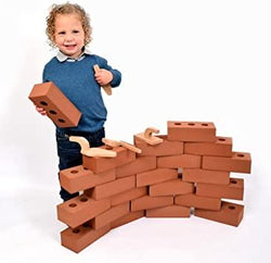 Giant Life Size Building Bricks Foam 1 Supplied