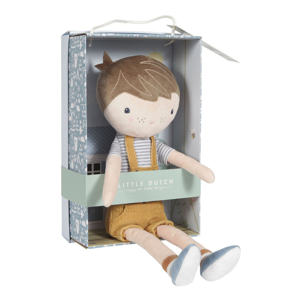 Little Dutch Cuddle Jim 35cm Doll