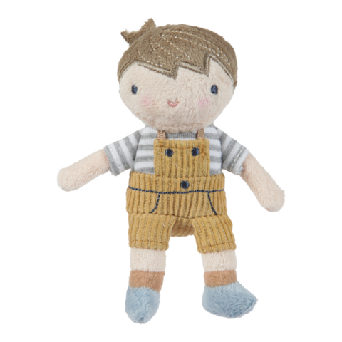 Little Dutch Little Jim Cuddle Doll 10cm