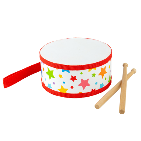 Bigjigs Wooden Junior Drum