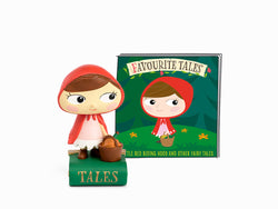 Tonies Little Red Riding Hood and other fairy tales