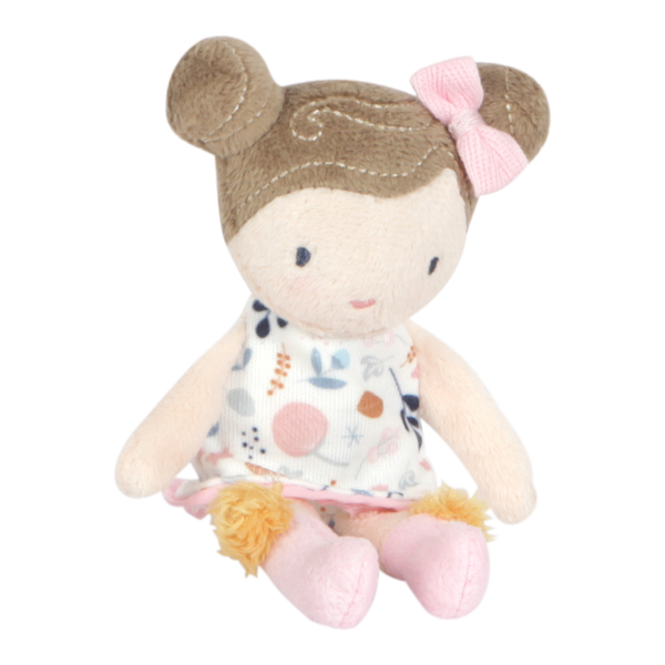 Little Dutch Little Rosa Cuddle Doll 10cm