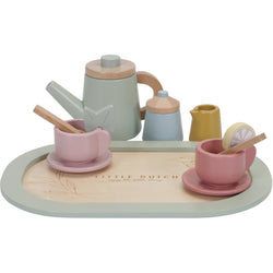 Little Dutch New Tea Set and Tray