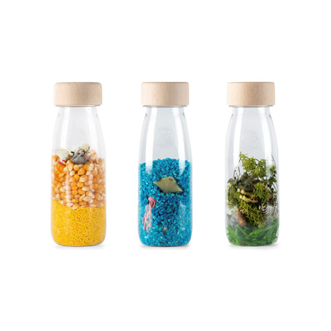 Petit Boum Nature Sensory Bottle Pack