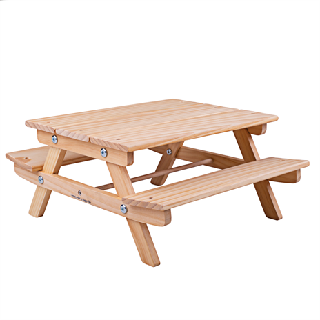Bigjigs Dolls Picnic Bench