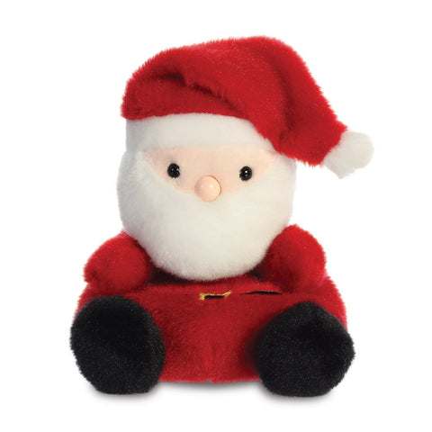 Santa Palm Pals Soft Toy