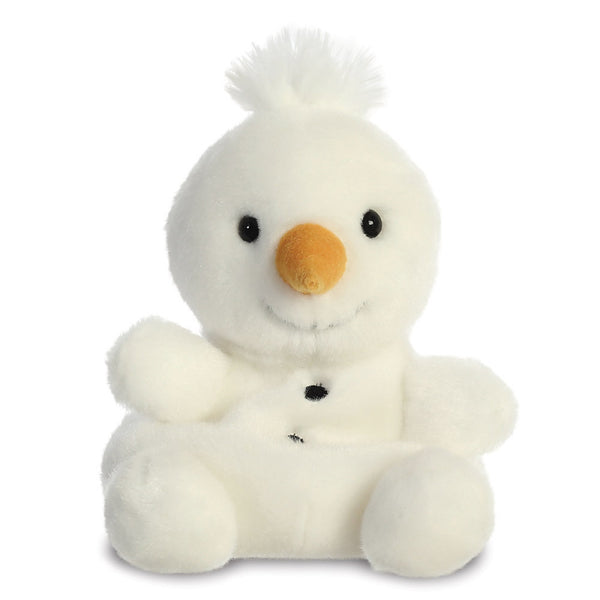 Snowman Palm Pals Soft Toy