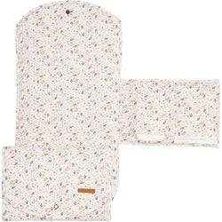 Little Dutch Spring Flowers Changing Pad Comfort