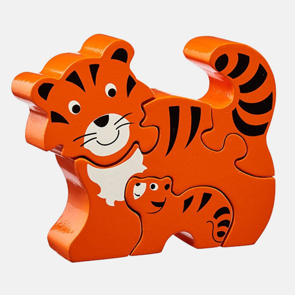 Tiger Simple Puzzle Lanka Kade