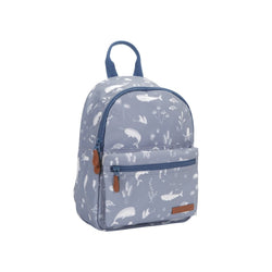 Little Dutch Kids Backpack Blue Ocean Backpack