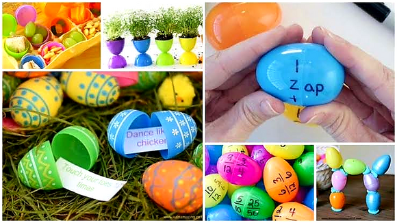Easter Craft Activities for the Children.
