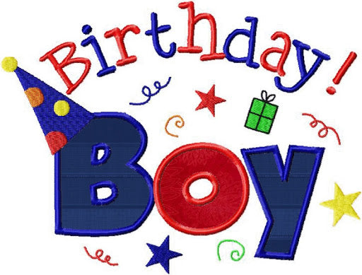 Boys Birthday