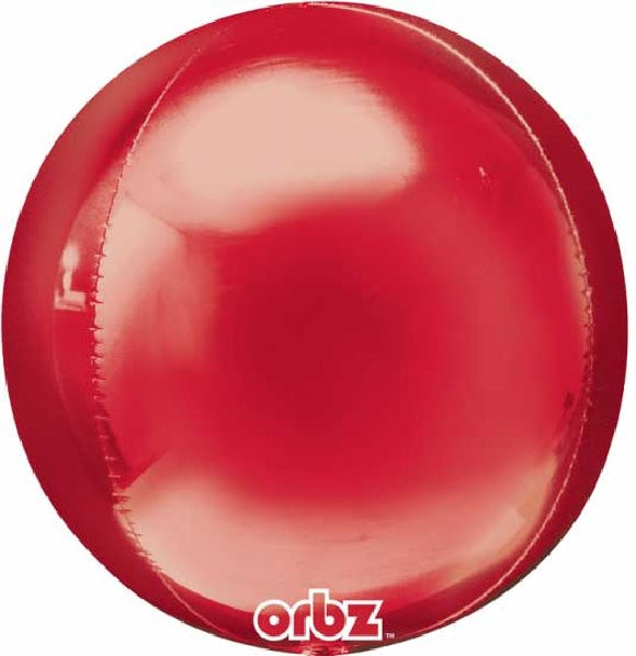 Red Orbz 15in