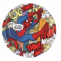23CM ULTIMATE SPIDERMAN PLATES