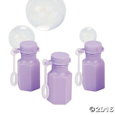 Mini Bubble Bottle