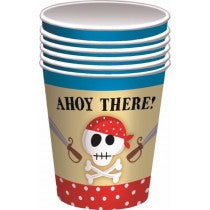 9OZ PIRATE CUPS