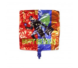 Secret Agent Birthday Foil Balloon