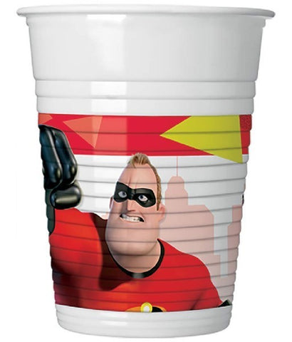 The Incredibles Cups