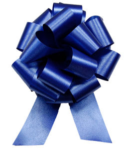 Dark Blue Gift Bow