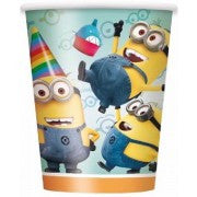 Despicable Me Cups Minions